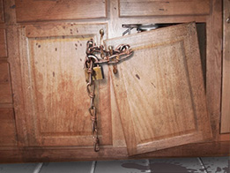 locked-cupboard